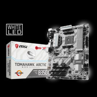 motherboard MSI B350 tomahawk arctic