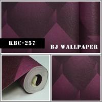 Wallpaper Dinding Murah Bahan Vinyl KBC-257