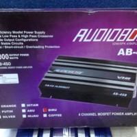 Discount Power Audiobose V12 4 Channel 8000 Watt Baru Termurahdi