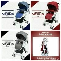 Stroller BabyDoes CH 728 Nexus - CH-728
