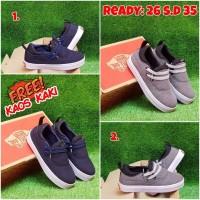 Sepatu Vans Zapato Anak Import / Sepatu Sneakers Vans