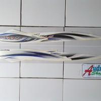 Original Striping Stripping Stiker Motor Yamaha Mio Sporty 2007 Putih