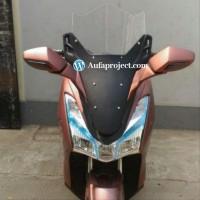 Terpopuler Kedok Dan Spion Lipat Yamaha Lexi Aksesoris Yamaha Lexi 125