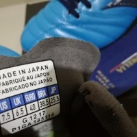Sepatu Bola - Soccer Mizuno Morelia Neo II Leather Blue - FG