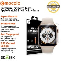 Mocolo Tempered Glass Apple Watch 38mm 40mm 42mm 44mm Series 1 2 3 4 5