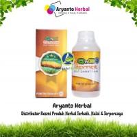 Obat Herbal Kencing Berdarah / Infeksi Saluran Kemih QnC Jelly Gamat