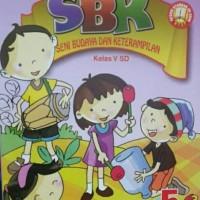 buku kelas 5 sd SBK seni budaya dan keterampilan kls 5 SD