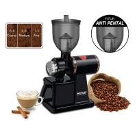 Mesin Giling Biji Kopi Coffee Maker Grinder Listrik Electric Hitam