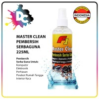 Cairan Spray Pembersih Layar Komputer, Printer, Kaca 225ml