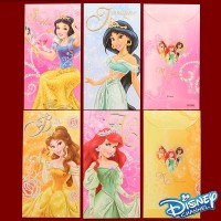 Disney Princess angpao red envelope chinese new year angpao premium