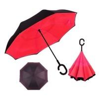 Payung Hujan Terbalik Sarung Sky Asia / Kazbrella - Hitam