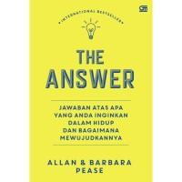 Buku The Answer   Allan & Barbara Pease (Pengembangan Diri)