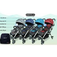 Stroller Baby Elle Avio RS S939 / Kereta Bayi babyelle cabin size 939