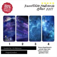 Garskin skin oppo f5 f7 f9 f11 A3S A5S A39 dll galaxy back case