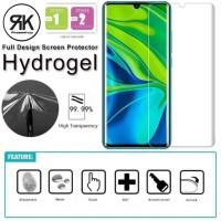 Hydrogel anti gores Xiaomi Mi Note 10 Pro screen guard protector