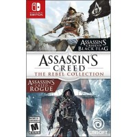 NINTENDO SWITCH ASSASSINS CREED THE REBEL COLLECTION ASSASSIN