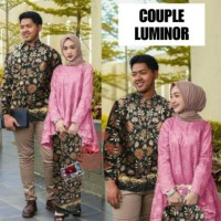 TERLARIS Couple luminor /baku pasangan batik TEMURAH