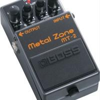 Efek Gitar BOSS Metal Zone MT-2 last stok