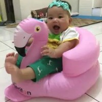 Inflatable Chair Kursi Sofa Bayi - Kursi Balon Bayi - Unicorn