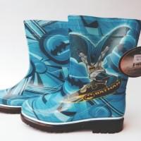 Sepatu Boots Ap Boots Anak Laki-Laki Anti Air Hujan Berkebun 15-18