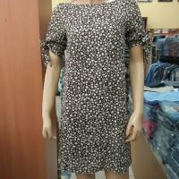 Dress Wanita / Gaun Pesta / Mini Dress Motif H&M LDS64