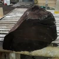 bahan kayu galih kelor hitam berat 1kg gram