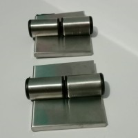 Engsel Partisi Toilet Set / Kamar Mandi Bahan Stainleis Steel 304