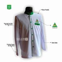 Busana Muslim | Baju Koko MDS Rijalul Ansor | GP Ansor