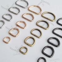 Aksesoris Tas (IMPORT) - Ring D 1 cm (A)