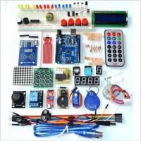 40PCS/Set RFID Starter Kit for Arduino UNO R3 Upgraded Version dgn Box