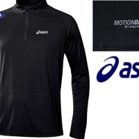 ORIGINAL Baselayer Quick dry - ASICS MotionDRY LS half Zip