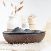UCHII Air Diffuser Aroma Therapy w/ Electric Night Bluetooth Speaker