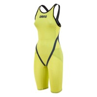 baju renang ARENA Powerskin Carbon Flex WCE 15 open back kneeskin