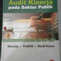 NEW AUDIT KINERJA pada sektor publik