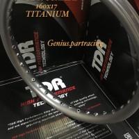 New VELG TDR USHAPE TITANIUM 160 RING 17 GR Ovv 514