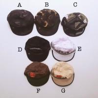 topi fashion army harley murah anak bayi laki laki