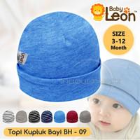 Topi Bayi Topi anak Casual Baby Hat Topi Anak Fashion Anak unisex BH09