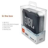 JBL GO 2 PORTABEL BLUETOOTH SPEAKER MINI ORIGINAL