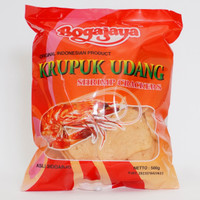 krupuk udang bogajaya merah