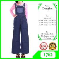 Jumpsuit Overalls Anak /Gamis Jeans anak usia 7-12tahun
