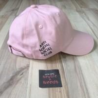 ASSC Pink Cap / Topi ASSC Best Perfect Replica 1:1