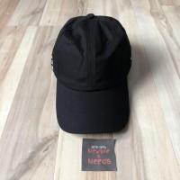 ASSC x MMJ Black Cap / Topi ASSC Best Perfect Replica 1:1