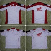 Kemeja Honda Baju FLP / Baju Seragam