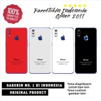 Garskin skin oppo f5 f7 f9 f11 A3S A5S A39 dll Iphone style back case