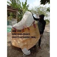 jumbo bag bekas untuk arang 1 ton