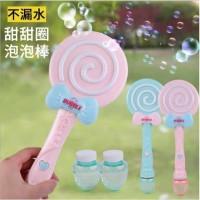Bubble Magic Wand (kotak printed) Mainan Balon Sabun Lollipop