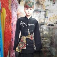 Baju betawi // pakaian adat betawi // baju adat betawi SMA - Dewasa