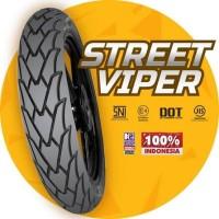 Ban Mizzle Street Viper 90/90-14 Tubeless