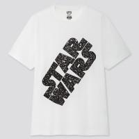 T-shirt Uniqlo Star wars Original Alfabet