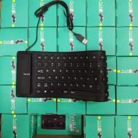 Portable Flexible Keyboard Silicon